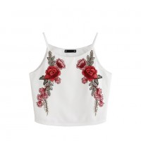 Embroidered Tank Top Manufacturer Wholesale Private Label Clothing Supplier