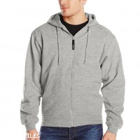Grey Hoodie Manufacturer Wholesale Clothing Factory