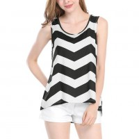 High-low Tank Top Manufacturer Wholesale Private Label Clothing Supplier