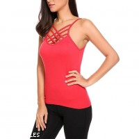Lace-up Tank Top Manufacturer Wholesale Private Label Clothing Supplier