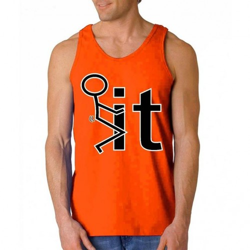Men Graphic Tank Top Manufacturer Wholesale Private Label Clothing Supplier