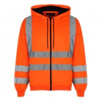 Reflective Hoodie Manufacturer Wholesale Work Clothing Factory