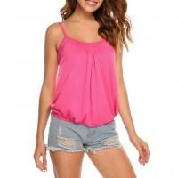 Spaghetti Tank Top Manufacturer Wholesale Private Label Clothing Supplier