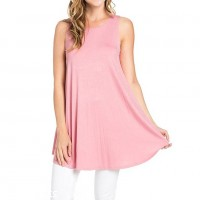 Wholesale Tunic Tank Top Supplier Private Label Clothing Manufacturer